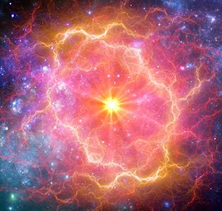 pure cosmic light consciousness