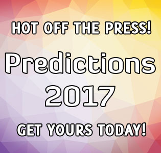 Predictions 2017 & Beyond! Get yours today!